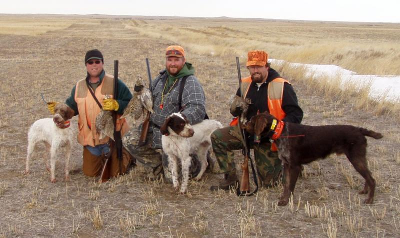 South Dakota Hunt 2003